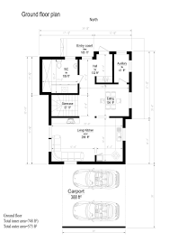 Modern Design House Plans by Modern Style House Plan 3 Beds 1 00 Baths 2060 Sq Ft Plan 549 13