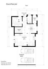 modern style house plan 3 beds 1 00 baths 2060 sq ft plan 549 13