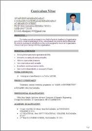 excellent resume exles 100 resume format for experienced sle template exle of
