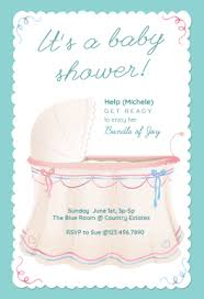 free baby shower invitation templates greetings island