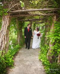 affordable wedding venues in nc outdoor wedding at daniel boone gardens in boone nc