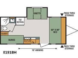 best travel trailer floor plans 16 best travel trailer floorplans images on pinterest caravan