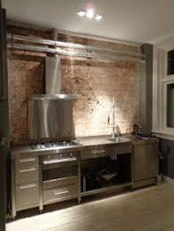 stainless kitchen cabinets stainless shelves industrial kitchen pinterest shelves