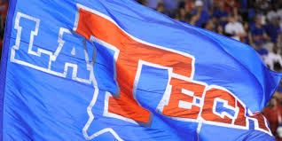 louisiana tech ranked second in state in both national service and