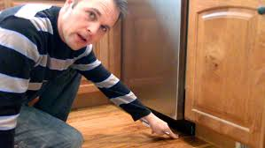 Leak Under Laminate Flooring How To Fix A Leaking Dishwasher Door Whirlpool Kemore Youtube
