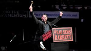 Bad News Barrett Meme - wade barrett online world of wrestling