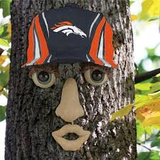 denver broncos resin tree ornament nflshop