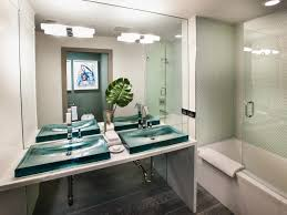 glass tile bathroom designs glass tile decoratin pictures ideas hgtv