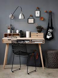 bureau style scandinave un bureau style scandinave design d intérieur décoration maison