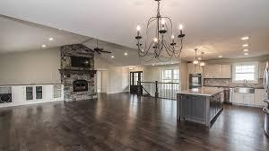This Custom Built by Great Rooms Harlow Builders Inc