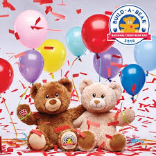 build a teddy save the date build a workshop to celebrate national teddy