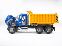 bruder fire truck bruder mack granite dump truck die cast u0026 toy vehicles amazon