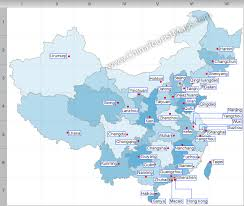 map of china and cities map of china cities china city maps