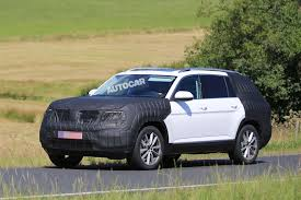 volkswagen crossblue 2017 volkswagen atlas crossblue concept gets production name