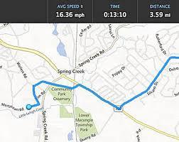 Route Toaster Garmin Edge Cyclecomputer Uploading Bike Route Maps