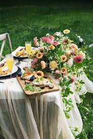 food and flowers august peaches breakfast u2014 healthfully ever after