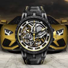 s the watch quote the roger dubuis excalibur aventador s watch
