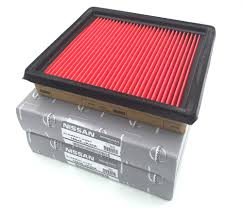 genuine nissan infiniti oem air filter element set 16546 jk20a