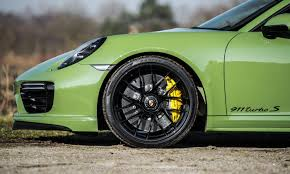 porsche green porsche 911 turbo s cabriolet tuned by edo competition is quite