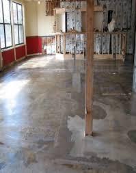 concrete resurfacing cut back adhesive or carpet glue