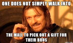 Gift Meme - buying a gift for your friends meme on imgur