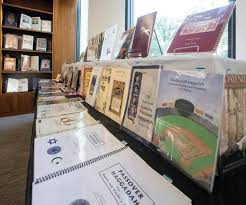 santa haggadah a collection of 200 plus passover books includes one with a baseball