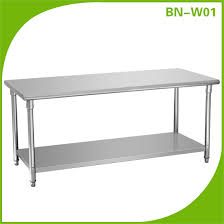Used Stainless Steel Tables by List Manufacturers Of Stainless Steel Restaurant Tables Buy