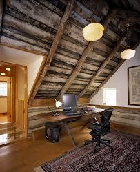 Cabin Design Ideas Rustic Office Ouida Us