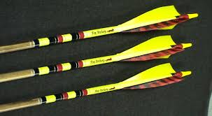 wooden arrows for sale