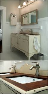 Furniture For Bathroom Vanity 20 Gorgeous Diy Bathroom Vanities To Beautify Your Routine
