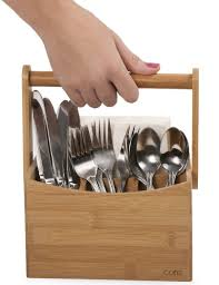 best way to store kitchen knives organizing the silverware when there isn u0027t a drawer core77