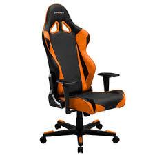 Race Chair Dxracer Orange Race Chair Re0no Car Sports Sportcars Gtr