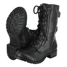 s fold combat boots size 11 womens combat boots ebay