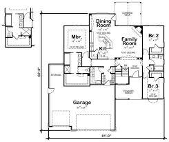 3 Bedroom Bungalow Floor Plans 8 Best 3 Bedroom Houses Images On Pinterest Floor Plans Ranch