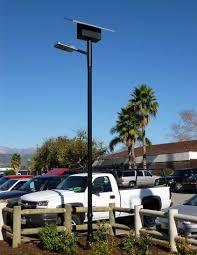 commercial solar lighting for parking lots retrofit series solar lighting greenshine new energy