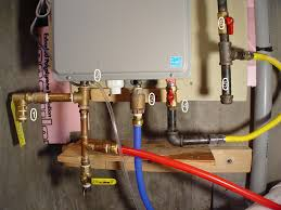 Pex To Faucet Connection Buying And Installing A Tankless Water Heater Johnny D Blog