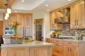 hickory kitchen island furniture modern kitchen design with modern hickory kitchen