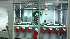 christmas theme office decorating ideas  theinnovatorsco