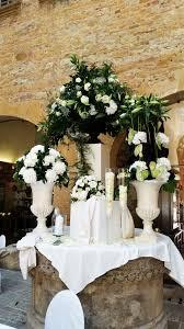 composition florale mariage décoration florale de buffet pour mariage haut de gamme à lyon