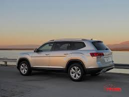 atlas volkswagen white 2018 volkswagen atlas american size 3 row suv with european flair