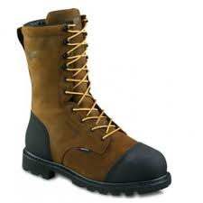 s steel cap boots nz wing 4499 logger safety boot