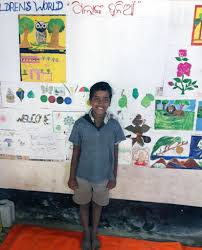 reports on give a smile to 3000 slumchildren to attend