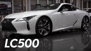 lexus lf lc engine introducing the first ever lc 500 northwest lexus youtube