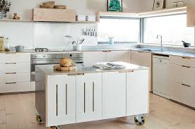 Picture Of Kitchen Islands 50 Modern Scandinavian Kitchens That Leave You Spellbound