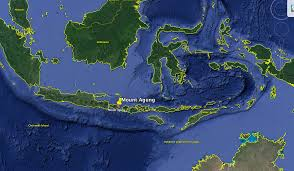 a volcano in island paradise bali could be about to erupt for the