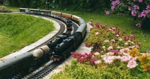 garden train layouts yahoo image search results garden trains