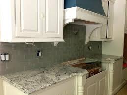 what size subway tile for kitchen backsplash subway tile backsplash colors kitchen awesome green glass tiles