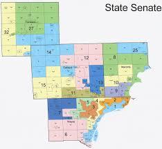 Western Michigan Map by Rightmichigan Com 2014 Michigan State Senate Elections