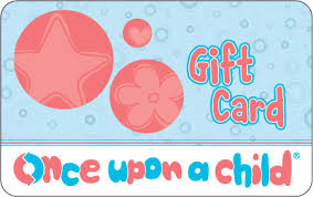 gift cards for kids gently used kids clothing at great discounts once upon a child