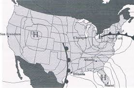 weather map ny physical science module 8 proprofs quiz